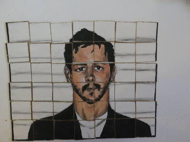 Puzzle Marc Dutroux, par Margaux Derhé et Laurent Santi